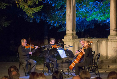 Smith Quartet at Ravenna Festival